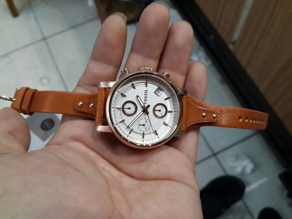 Fossil kw super 4