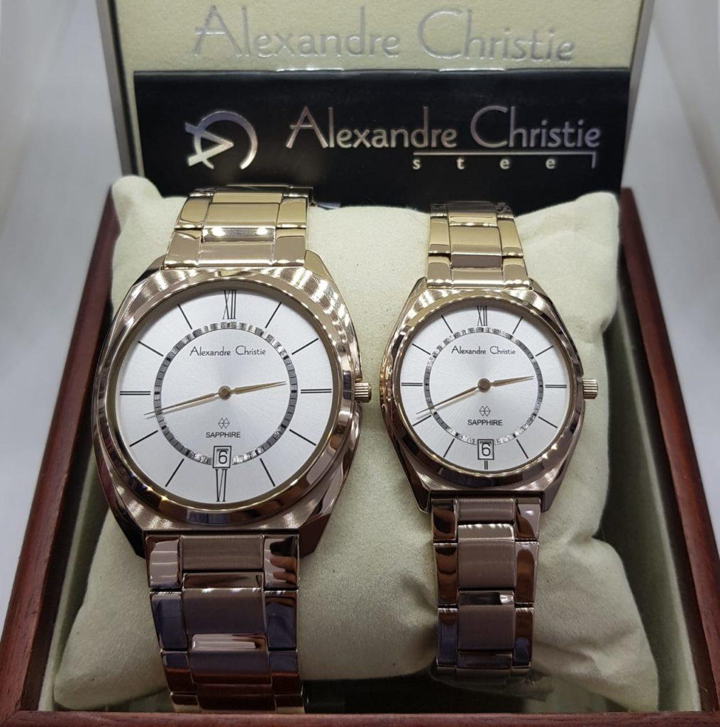 Model Jam Alexandre Christie 3