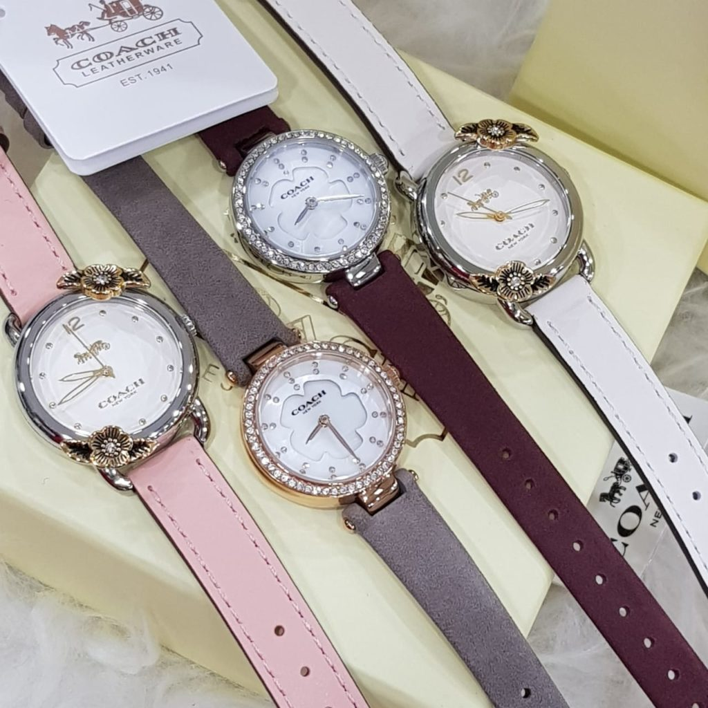 Merk Jam Tangan Terkenal COACH for ladies Ori BM