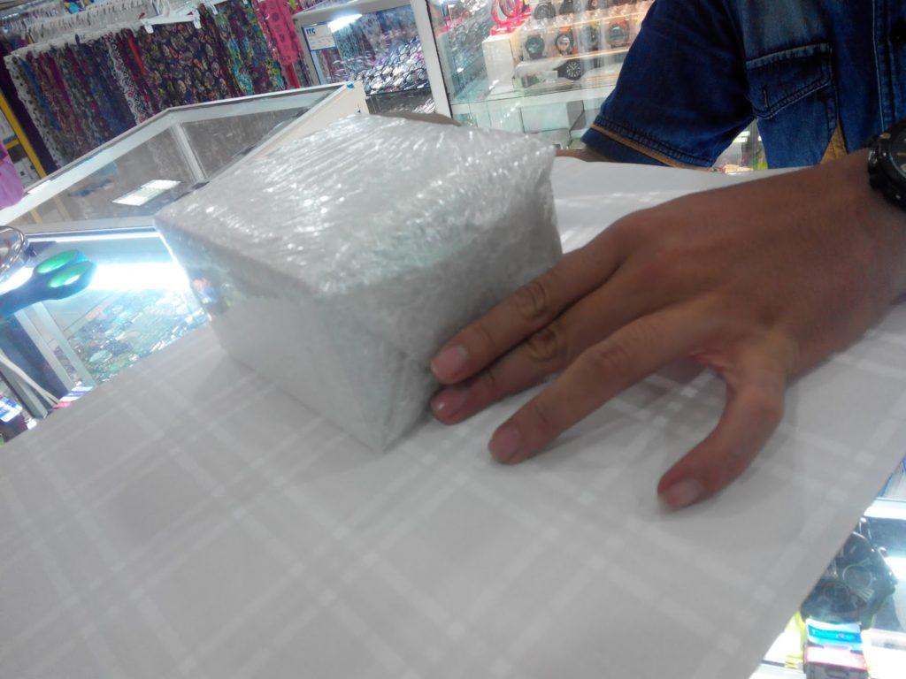 Paket Pengiriman Jam Tangan  ke Konsumen 5