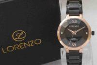 Jam Tangan wanita original Lorenzo