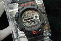 Jam Tangan Digitec tali Rubber original